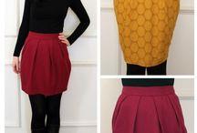 Søm - skjørt og kjoler
