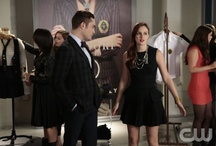 """GOSSIP GIRL: S6 """"SAVE THE LAST CHANCE"""" / by Dauphines of New York"""