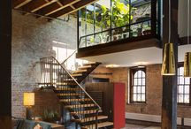 My Dream House / This is how I want to live. I dream of  a former factory apartment