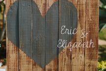Signboard Wedding