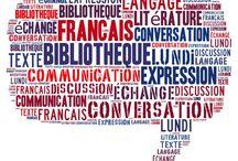 Conversation / Tous les premiers lundis du mois, soirée conversation à la bibliothèque.