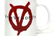 V FOR VENDETTA & THE GOONIES
