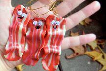 Christmas ornaments / by DaNella J Auten