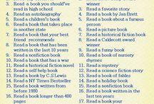 Children's reading ideas