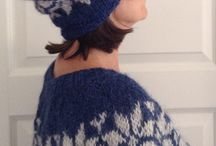 Sarah Lund sweater and hat