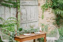 INTIMATE WEDDING INSPIRATION / by zulma cabrera