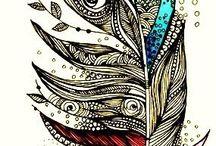 ink / by Rachel Ilene