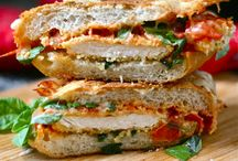 Recipes- Sandwiches / by Andrea Measom