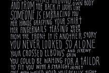 Poetry / by Bronwyn Haynes
