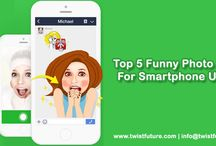 Smartphone Apps / Android phone or tablet, iPhone or Windows Phone. Here are our favorite smartphone latest apps.