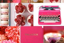 cuz laura loves pink / by Cindy Cowles