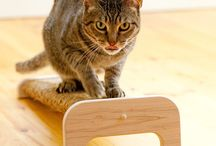 Natural Cat Trees & Scratching Posts