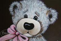 Peinture pour chambre d'enfant