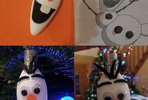 DIY Christmas Ornaments / Crafts / DIY Christmas Ornaments that I've tried making myself.