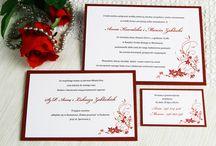 Nadzyczajki - niezwykłe zaproszenia ślubne / Ślub tuż tuż a Wy nie wysłaliście jeszcze zaproszeń? Nic straconego! Firma Nadzwyczajki.pl zrobi dla was szybko piękne zaproszenia, które na pewno nie zginą na dnie szuflad waszych gości.