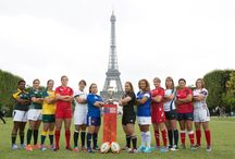 Rugbi. Mundial Femení 2014 / Tot allò relacionant amb el Mundial Femení de Rugbi