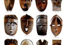 Masks - Africa