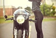 motociclistele