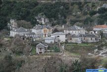 Location Greece, Zagori villages / Pictures from the Zagori villages from Northern Greece