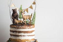 Madz 2nd Birthday cakes