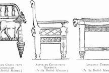 Furniture Mesopotamia