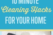 Cleaning tips / by Lori Delfino Cento