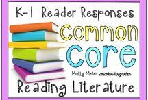 Kindergarten Common Core ELA