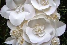 Ściana kwiatów