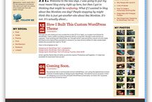 Blog Stuff - Wordpress