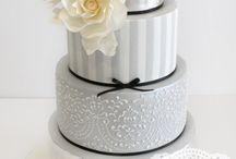 Wedding Cakes - Faye Cahill