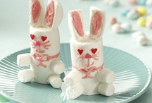 Here Comes Peter Cottontail / by Mary Pylate