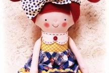 [ dolls & softies ]