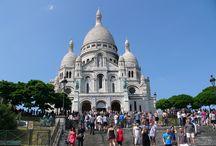 Le Sacré Coeur à Paris