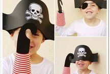 Disfraz piratas