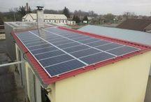 Új weboldalunk a napelemes ház / Napelem telepítés könnyebb egyszerűbb weboldal segítségével.