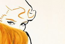 Fashion Illustration / by Pearl Spiller