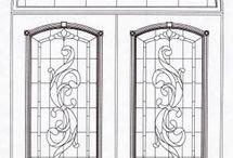okna,okiennice,drzwi