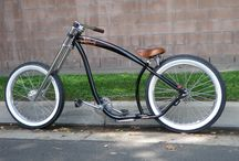 Custom bicycles and ebikes