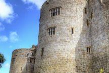 skóciai kastélyok