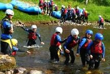 Family Days Out / There are loads of great things to do with your family in Perthshire. From swimming to rafting you won't be stuck for ideas!