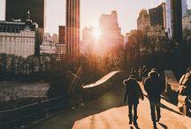NYC possibilities / by Victoria Davis