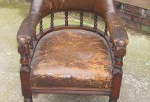 Victorian Club Chair