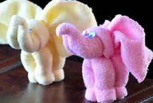 Baby Washcloth gifts