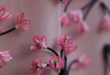 floral embroidary