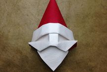 Origami Chistmas