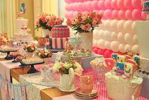 festa infantil alice no pais das maravilhas