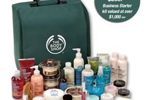 At Home / The Body Shop At Home