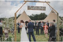 Rural Weddings / Inspirations for a magical Country Wedding