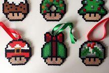 Navidad en 8 bits