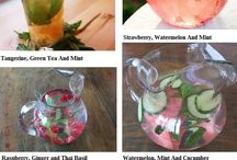 Smoothies & Infused Water Recipes